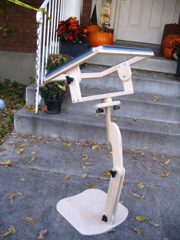 Pioneer Ii Floor Stand Frame With Add On Lap Base